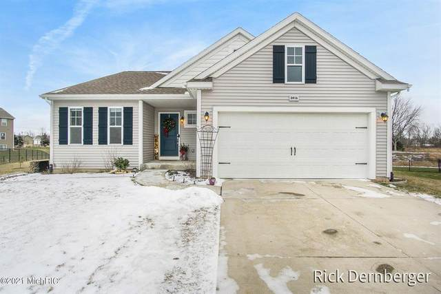 2416 Green Rush Lane, Zeeland Twp, MI 49464 (#71021002225) :: The Mulvihill Group