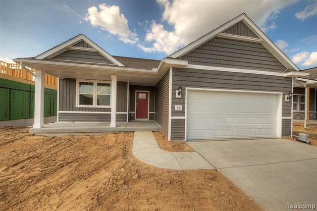 2064 Blackstone Lane  Homesite 9, Marion Twp, MI 48843 (#2210005027) :: GK Real Estate Team