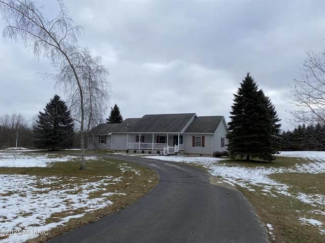 2993 Half Moon Lake Rd, Hillsdale Twp, MI 49242 (#53021002248) :: Robert E Smith Realty