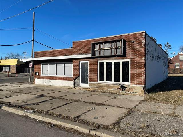 11351 E Mcnichols Road, Detroit, MI 48234 (#2210005077) :: Alan Brown Group