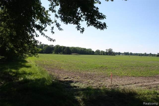 0 Haven Ridge Lot 7, Lenox Twp, MI 48050 (#2210005086) :: Robert E Smith Realty