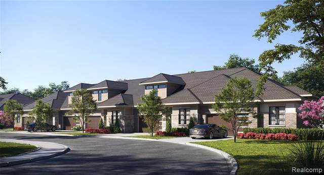 7513 Gramercy Circle #1, West Bloomfield Twp, MI 48322 (#2210005104) :: Robert E Smith Realty