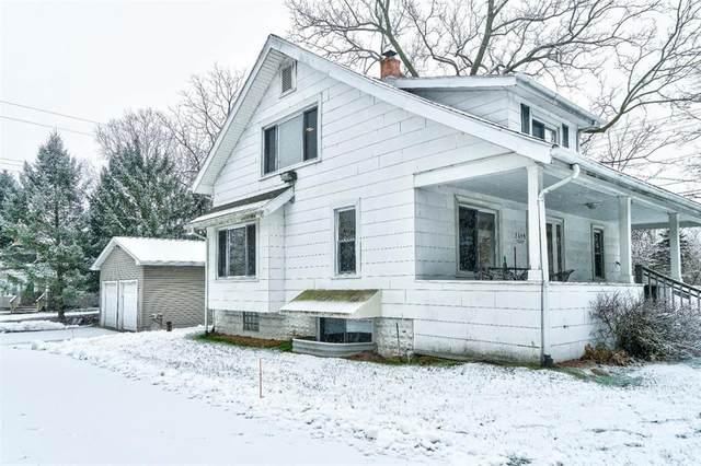 3459 Stone School Rd, Ann Arbor, MI 48108 (#543278474) :: Robert E Smith Realty