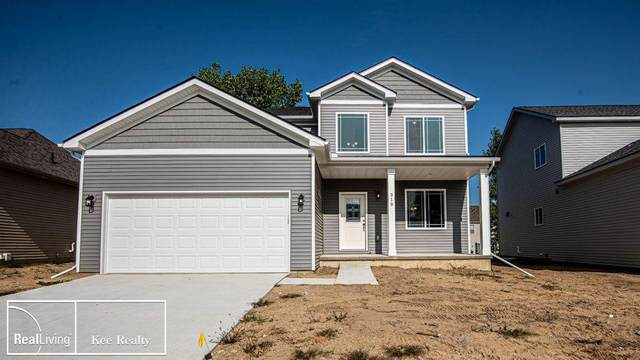 52955 Baker, Chesterfield Twp, MI 48047 (MLS #58050032841) :: The Toth Team