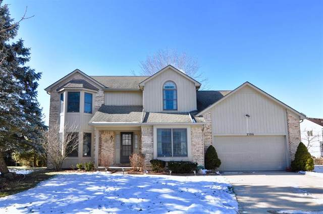 2506 Whitetail Run Court, Ann Arbor, MI 48105 (#543278485) :: BestMichiganHouses.com