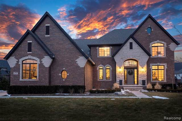 13757 Blue Beech Lane, Shelby Twp, MI 48315 (#2210005431) :: The Alex Nugent Team   Real Estate One