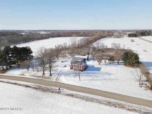 108 S Fillmore Rd, OVID TWP, MI 49036 (#62021002450) :: The BK Agency