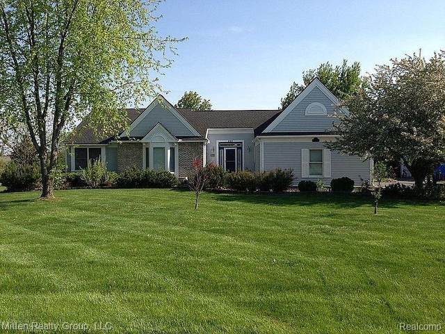245 Winchester Drive, Pittsfield Twp, MI 48176 (MLS #2210005531) :: The John Wentworth Group