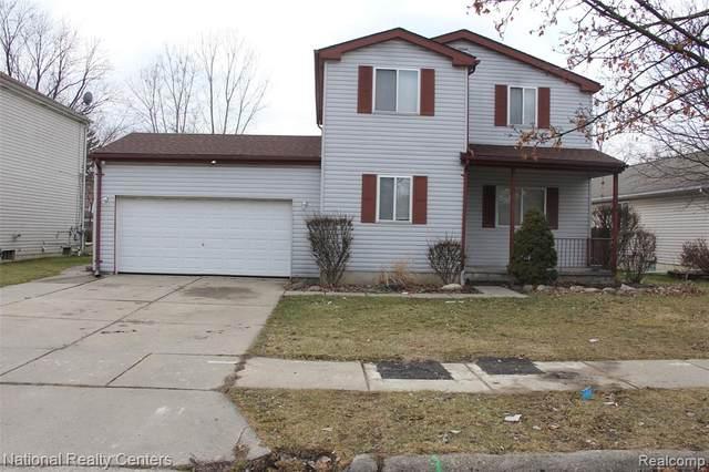 22055 Cunningham Avenue, Warren, MI 48091 (MLS #2210005545) :: The John Wentworth Group