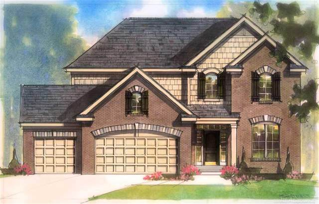 2927 Andlaur Drive, Rochester Hills, MI 48307 (#58050032942) :: The Alex Nugent Team | Real Estate One