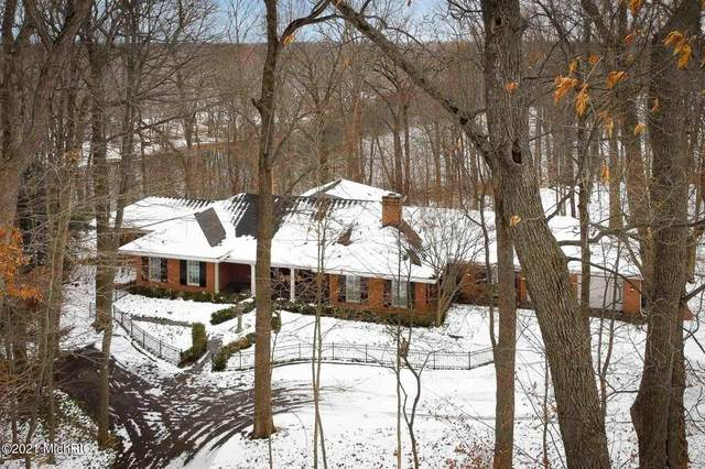 1660 Signal Point Drive, Bertrand Twp, MI 49120 (#69021002530) :: The Mulvihill Group