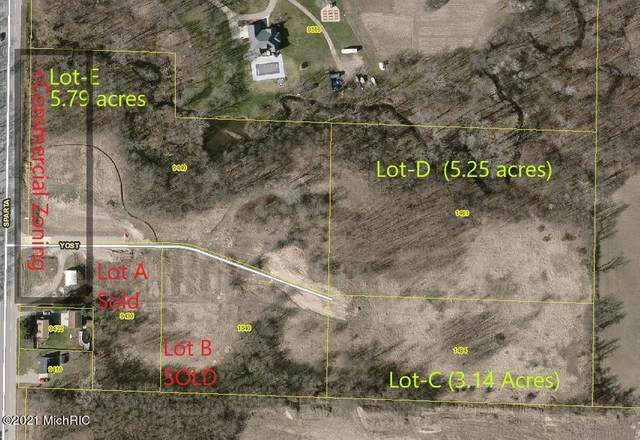Lot C Yost Parkway, Sparta Twp, MI 49345 (#65021002527) :: The Merrie Johnson Team