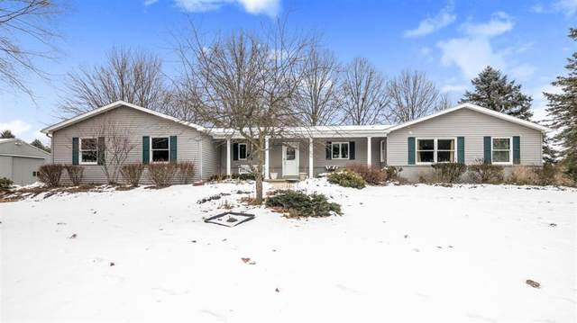 3165 Farm Lane, Lodi Twp, MI 48103 (#543278429) :: The Merrie Johnson Team