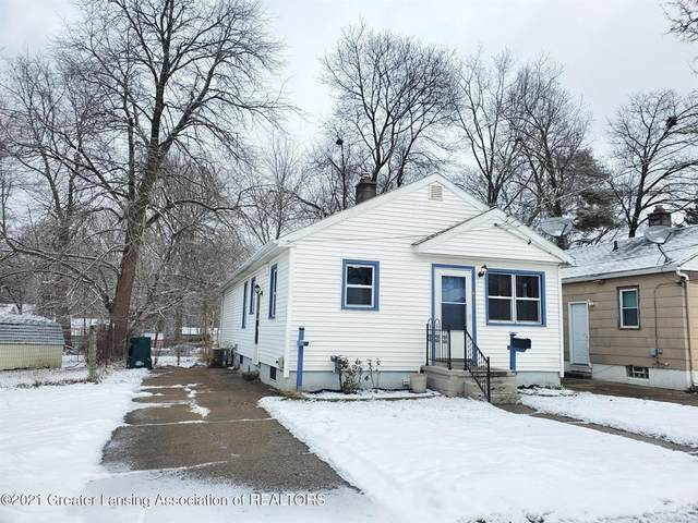 1034 Greenwood Avenue, Lansing, MI 48915 (#630000252611) :: GK Real Estate Team