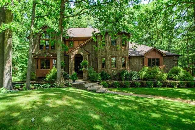 9625 York Woods Dr, YORK CHARTER, MI 48176 (MLS #55202100234) :: The John Wentworth Group