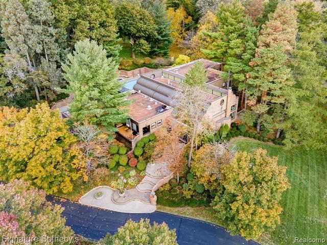 1800 Rathmor Road, Bloomfield Hills, MI 48304 (#2210005846) :: The Alex Nugent Team   Real Estate One