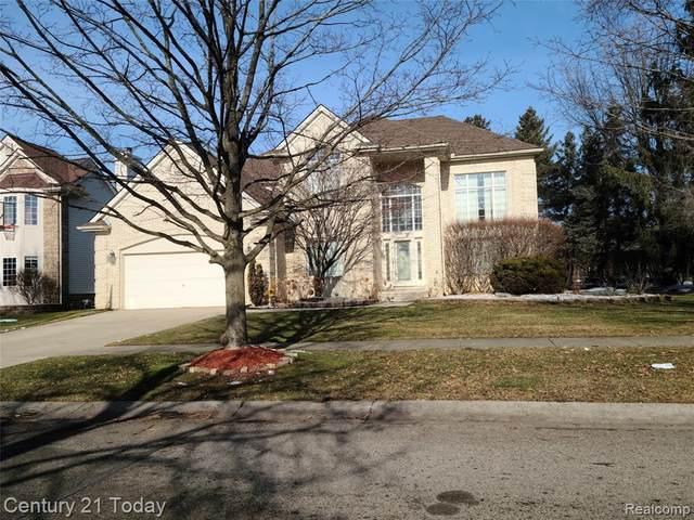 29220 Fieldstone, Farmington Hills, MI 48334 (#2210005878) :: BestMichiganHouses.com