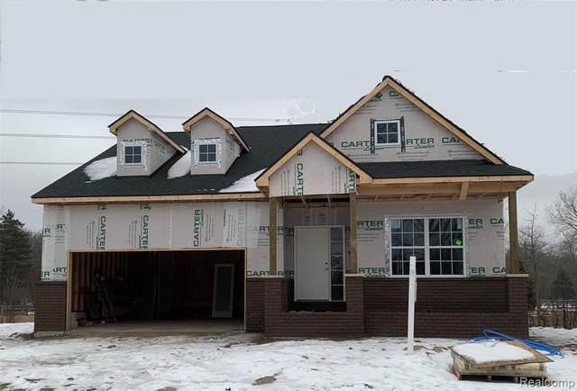 636 Pattan Drive, Wixom, MI 48393 (#2210005915) :: The Alex Nugent Team   Real Estate One