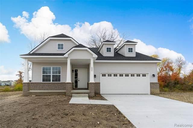 639 Pattan Drive, Wixom, MI 48393 (#2210005917) :: The Alex Nugent Team   Real Estate One