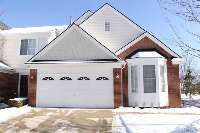 41632 Mitchell Road #53, Novi, MI 48377 (#2210005956) :: Duneske Real Estate Advisors