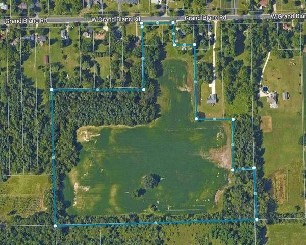 3329 Grand Blanc Road, Mundy Twp, MI 48473 (MLS #5050033234) :: The Toth Team
