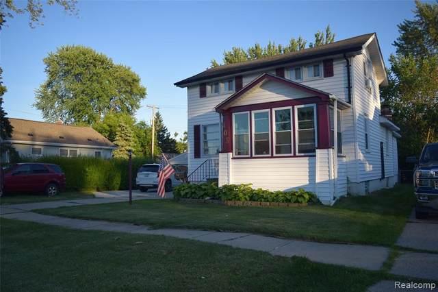 103 Tecumseh Street, Clawson, MI 48017 (#2210006333) :: Alan Brown Group