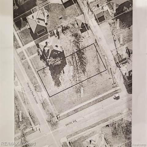 816 Virginia Park Street, Detroit, MI 48202 (#2210006620) :: Real Estate For A CAUSE
