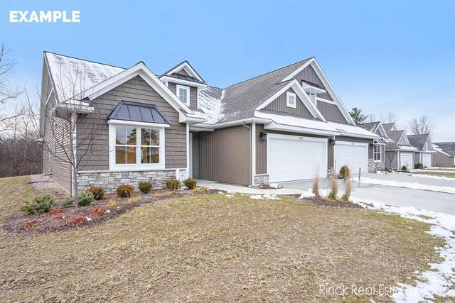 6766 Creekside View Drive SE #13, Gaines Twp, MI 49508 (#65021003150) :: The BK Agency