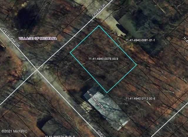 4105 Creek Drive, Michiana Vlg, MI 49117 (#69021003196) :: The Alex Nugent Team | Real Estate One