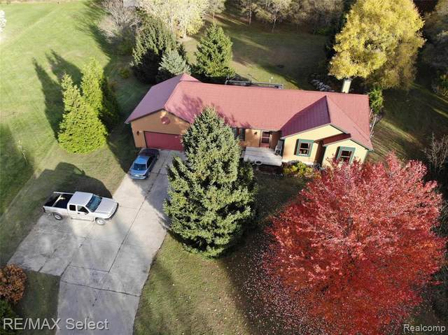 16283 Hilltop Drive, Argentine Twp, MI 48451 (MLS #2210007431) :: The John Wentworth Group