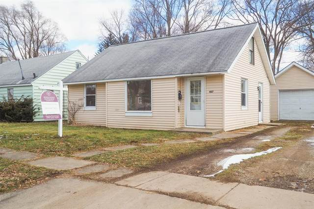 407 Center Street, Sturgis, MI 49091 (#68021003480) :: GK Real Estate Team
