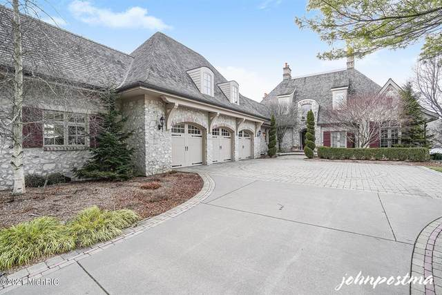 7131 Driftwood Drive SE, Ada Twp, MI 49301 (#65021003487) :: The Alex Nugent Team | Real Estate One