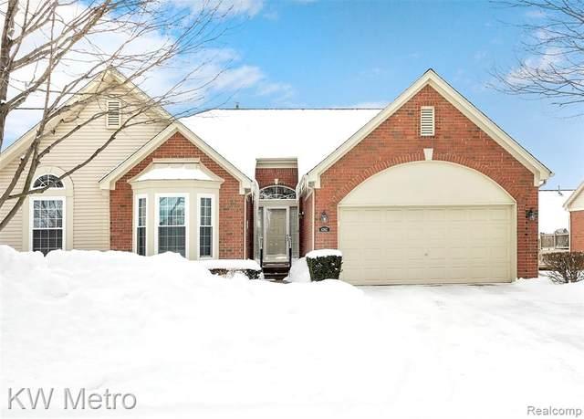 4362 Honeysuckle Drive, Sterling Heights, MI 48314 (#2210007993) :: GK Real Estate Team
