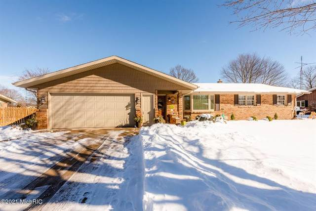 5511 Whispering Pines, Lincoln Twp, MI 49127 (#69021003733) :: The Alex Nugent Team | Real Estate One