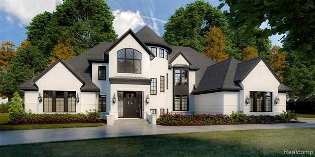 502 Chase Lane, Bloomfield Hills, MI 48304 (#2210008145) :: RE/MAX Nexus