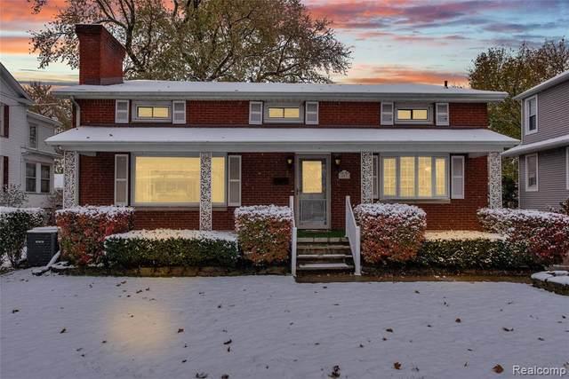 807 Washington Street, Monroe, MI 48161 (#2210008147) :: GK Real Estate Team