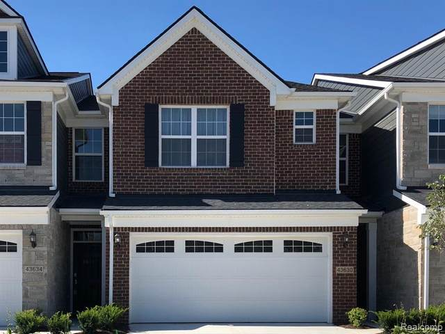 43438 Prospect Lane #3, Novi, MI 48375 (#2210008227) :: Duneske Real Estate Advisors