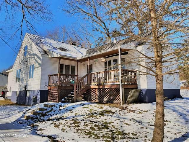 14418 Three Oaks Road, Chikaming Twp, MI 49115 (#69021003812) :: The Alex Nugent Team | Real Estate One