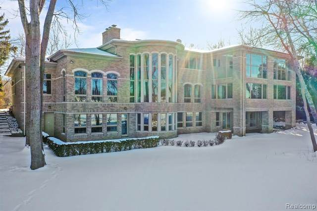 4403 Landing Drive, West Bloomfield Twp, MI 48323 (#2210008409) :: Duneske Real Estate Advisors