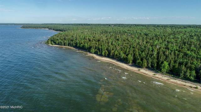 214 Acres W Juniper Trail, Manistique, MI 49854 (#71021003898) :: The Merrie Johnson Team