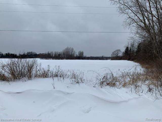 52 ACRES Havens Road, Dryden Twp, MI 48428 (#2210008803) :: The Mulvihill Group