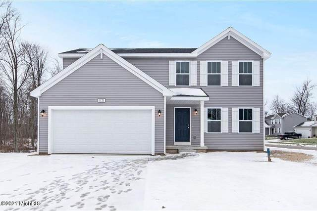 TBD-Lot 05 Liberty Street, Ionia, MI 48860 (#65021004089) :: The Mulvihill Group