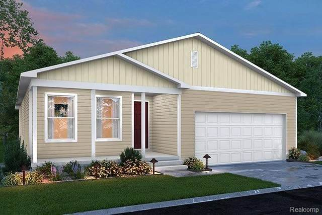 1101 Jackson Drive, Owosso, MI 48867 (#2210009000) :: The Mulvihill Group
