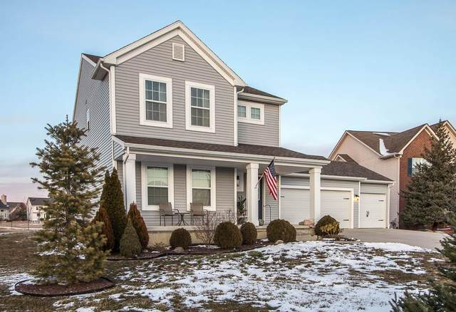 7375 Madeline Court, Augusta Twp, MI 48197 (#543278676) :: The Alex Nugent Team | Real Estate One