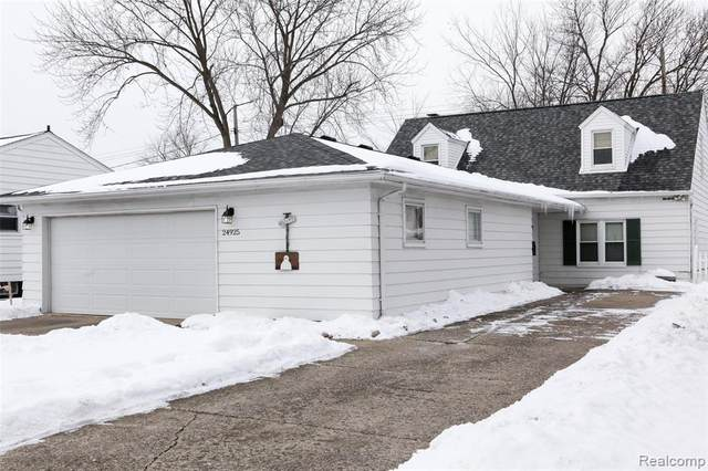 24925 Lambrecht Avenue, Eastpointe, MI 48021 (#2210009040) :: The Alex Nugent Team | Real Estate One