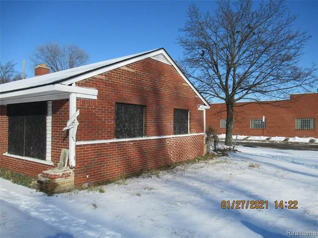 15000 Puritan Street, Detroit, MI 48227 (#2210009067) :: GK Real Estate Team