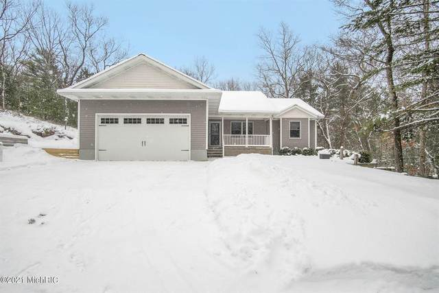 5539 W Rutledge Avenue, Pentwater Twp, MI 49449 (#67021004132) :: The Mulvihill Group
