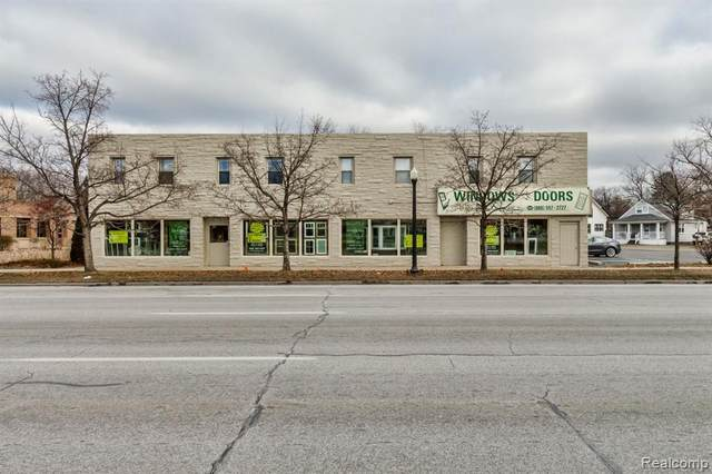 29222 Grand River Avenue, Farmington Hills, MI 48336 (#2210009386) :: The BK Agency