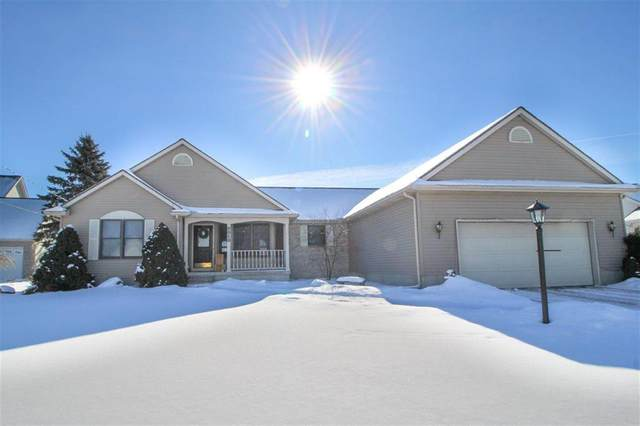 8050 Flintlock Rd, Mt. Morris Twp, MI 48458 (#5050034130) :: BestMichiganHouses.com