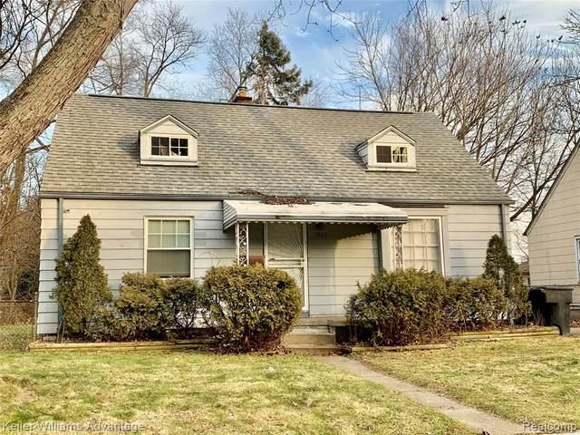 17450 Fenton Street, Detroit, MI 48219 (#2210009476) :: The Alex Nugent Team | Real Estate One
